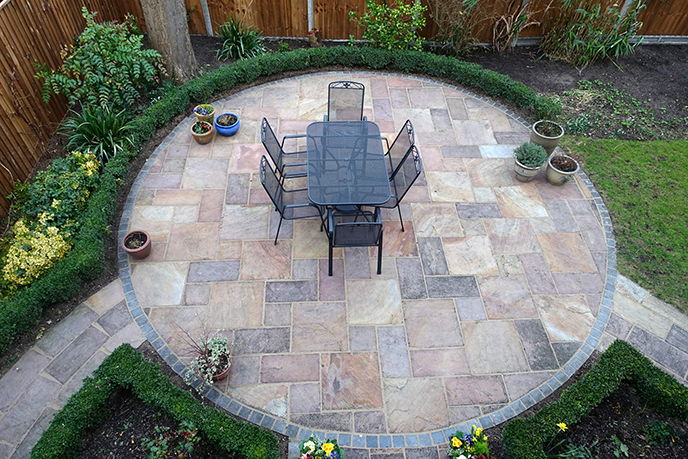 Patios & Block Paving