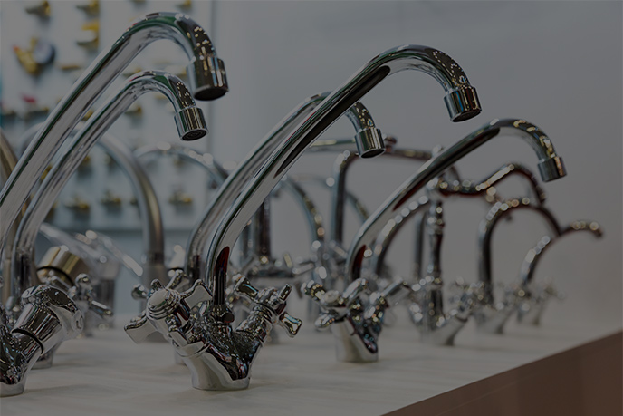 Stainless Steel Sinks & Taps